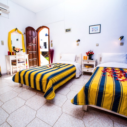 Low cost rooms to let Crete